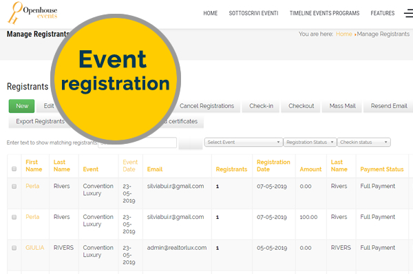 3eventregist