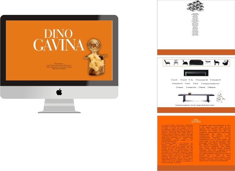 02 – studio grafico sito bologna – dino gavina