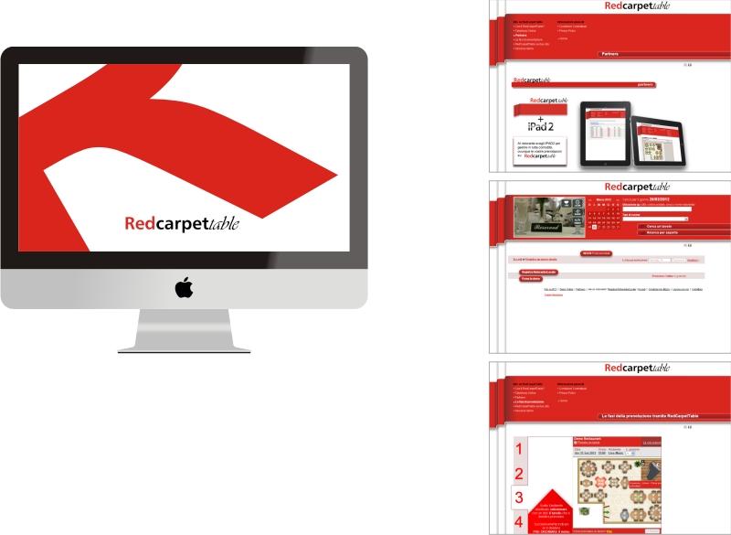 11 – studio grafico sito bologna – red carpet